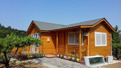 木屋酒店规划设计