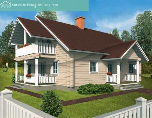木屋接待中心设计