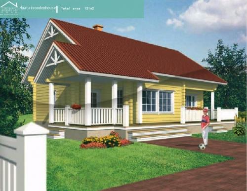 木屋接待中心规划设计